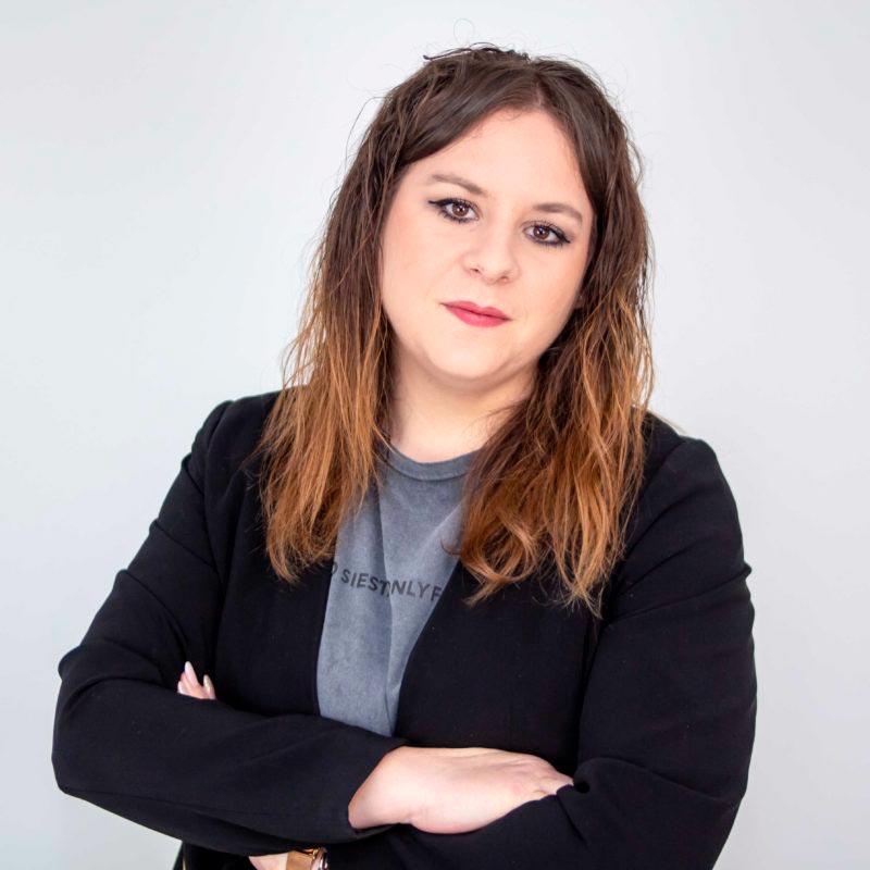 mujer directora de marketing en drbrandfactory.es