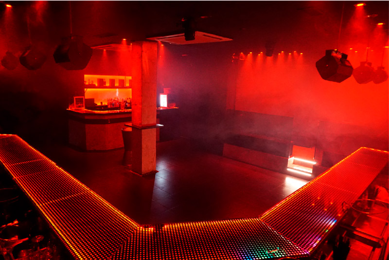 sala roja quve