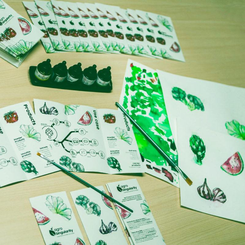 ilustraciones para agrosingularity