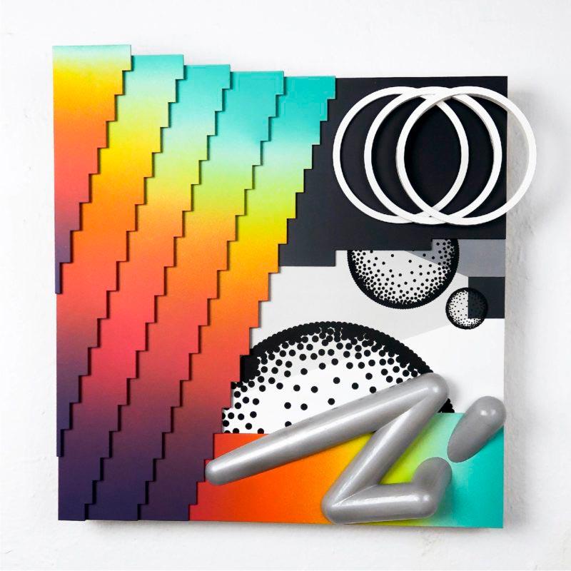 branding opt anuaria cuadro formas abstractas