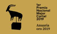 premio anuaria oro 2019 mejor cartel drbrandfactory.es barcelona